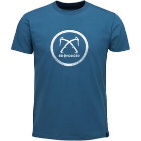 Black Diamond Forged - Camiseta manga corta Hombre - azul